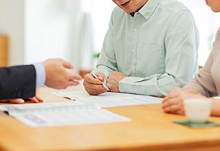 不動産購入の流れ:不動産売買契約のご締結