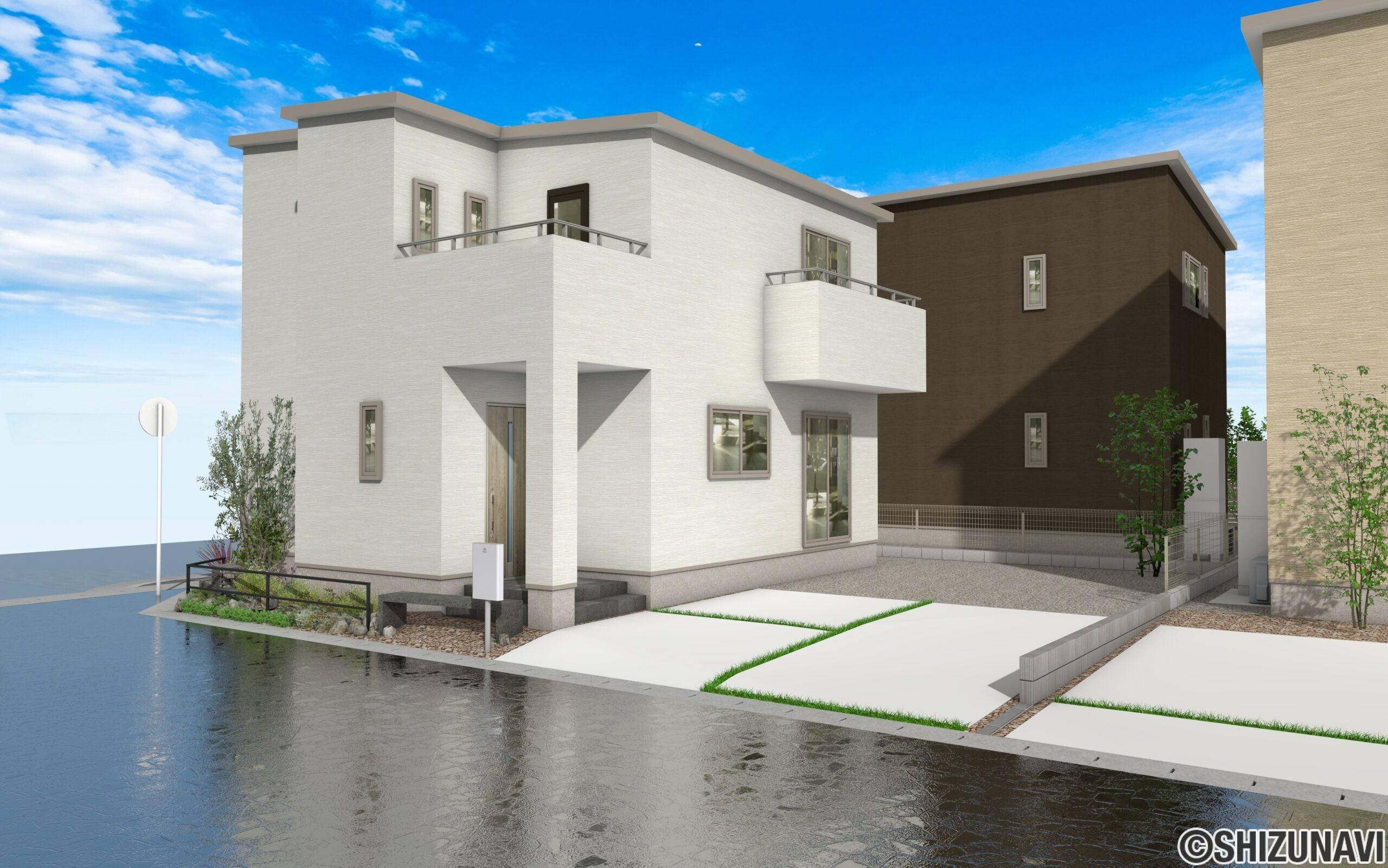 【長期優良認定住宅】浜松市中区高丘西1丁目【F棟】耐震等級3 アルハウス