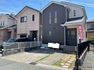 【リフォーム済】浜松市中区高丘北 2002年築の庭付き戸建て