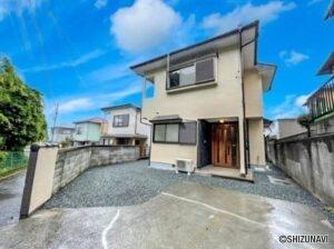 【リフォーム中】富士市三ツ沢 南向き陽当たり良好4DK住宅