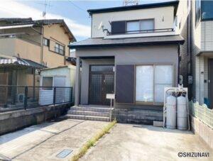 【リフォーム済】静岡市清水区船越東町 注文住宅でこだわりのある内装3LDK