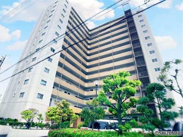 【リフォーム済】サンミエール千歳 907 静岡清水線「入江岡」駅まで徒歩約9分!