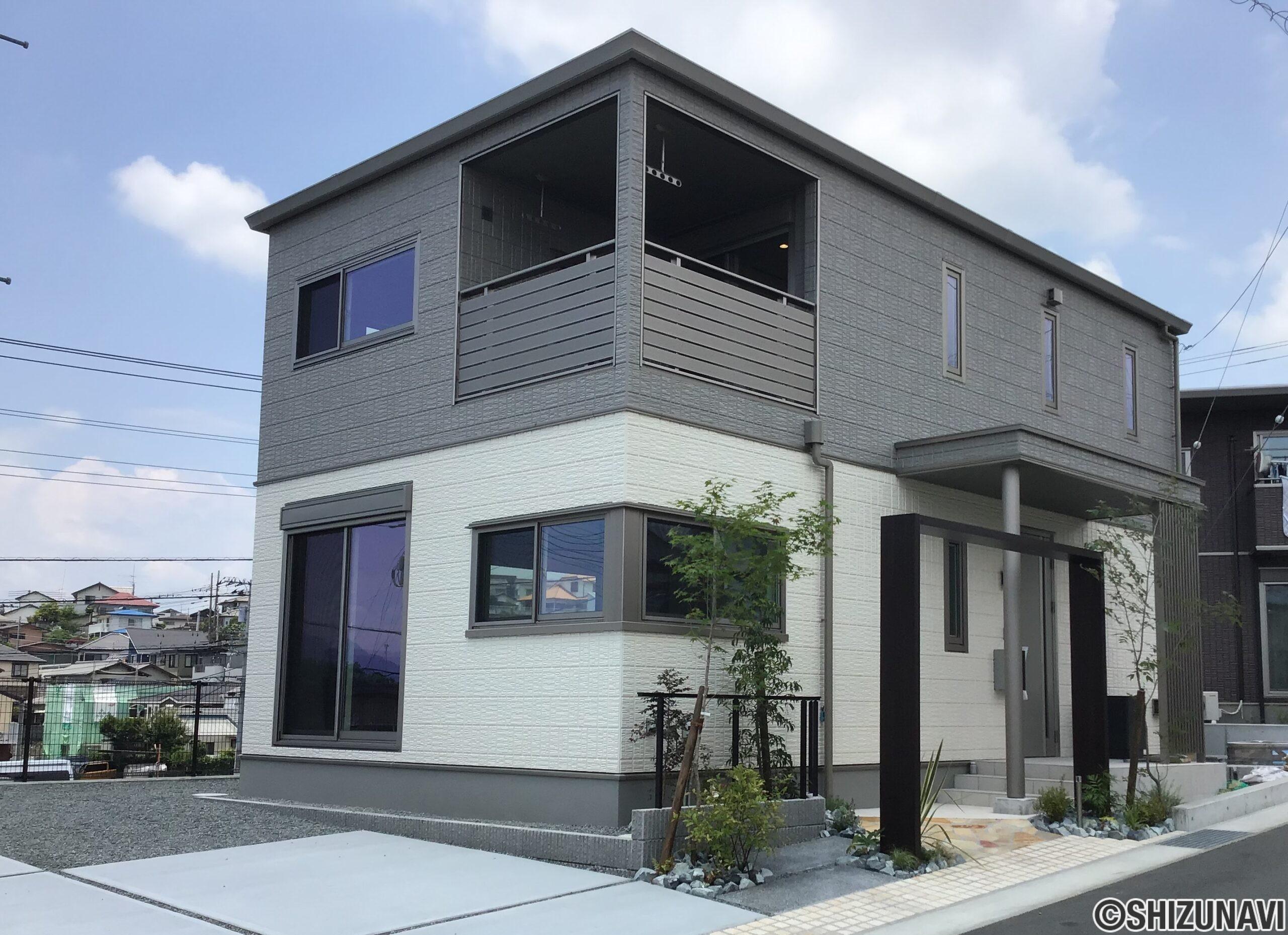 【新築分譲住宅】富士市石坂 セキスイハイム施工【10号地】