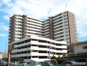ディアステージ富士シティレジデンス 9階北角部屋 富士駅まで徒歩4分