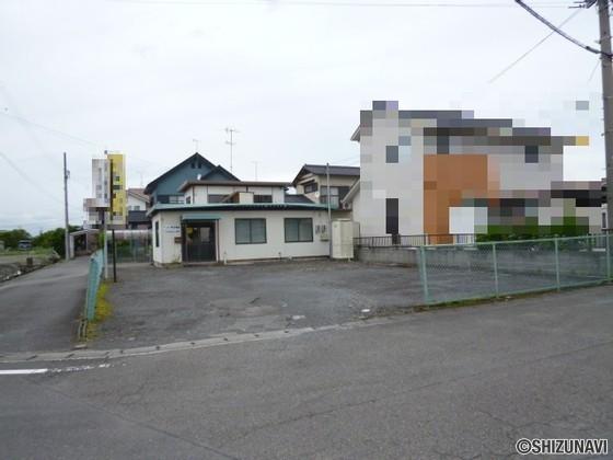 吉田町川尻 事務所 100坪超の整形地