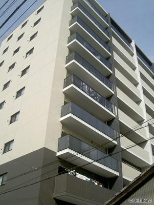 小中一貫「浜松中部学園」の学区内のマンション!【ル・シェモア紺屋町】