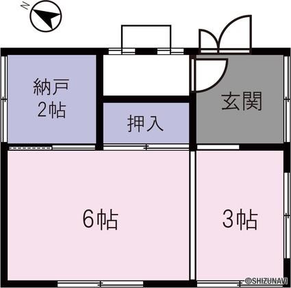 北区細江町気賀 気賀駅から徒歩圏内の事務所