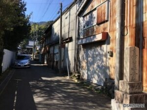 静岡市清水区小島町 敷地内に倉庫が2棟の画像
