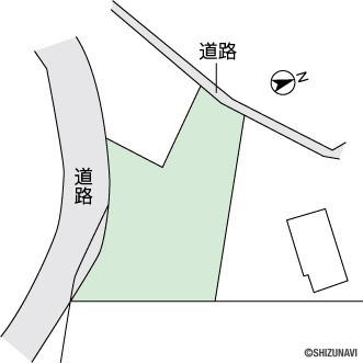 富士宮市野中 268坪超の画像