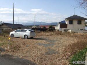 富士宮市北山 広々とした敷地
