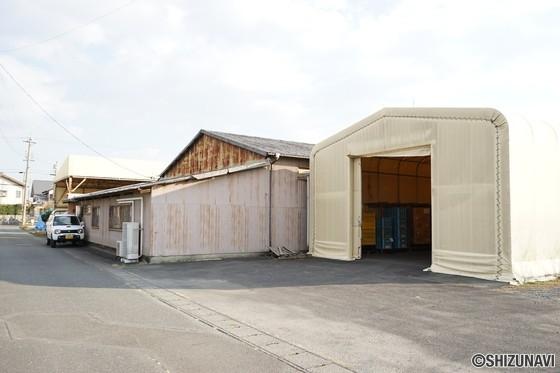 掛川市沖之須 敷地面積1553㎡超の工場