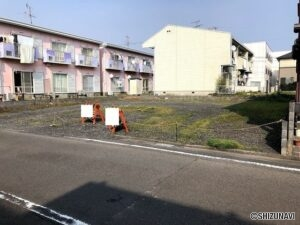 静岡市駿河区鎌田 安倍川駅まで徒歩2分