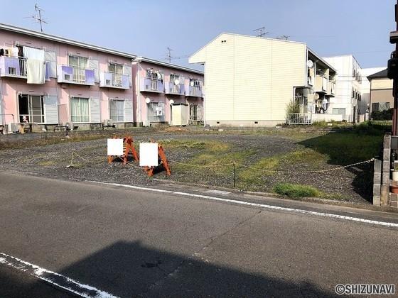 駿河区鎌田 安倍川駅まで徒歩2分