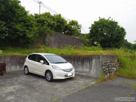 富士宮市大中里 約90坪の住宅用地