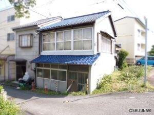 静岡市葵区柳町 コンパクトな敷地 総建築費用を抑えたい方におススメ♪