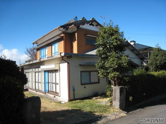富士宮市野中 敷地約100坪 2世帯住宅にも対応