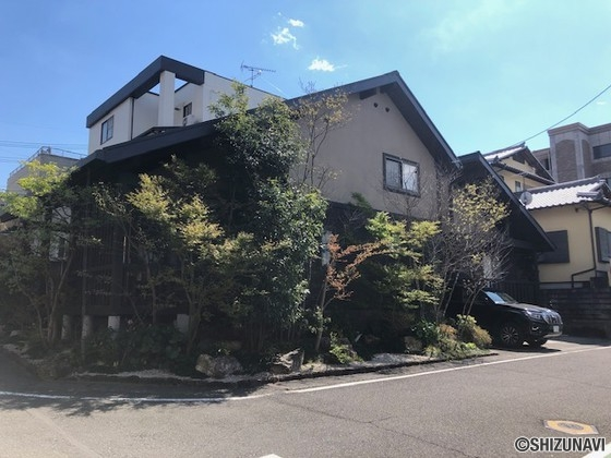 清水区谷田 BESS(べス)施工 ログハウス