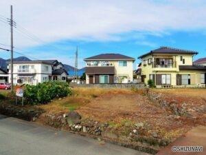 富士市松岡 富士第二小・富士南中学校区