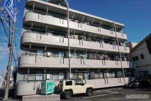 静岡市葵区千代田 一棟売りマンション ハウゼス千代田 高稼働RC・現在満室稼働中