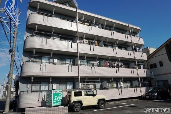 葵区千代田6 一棟売りマンション ハウゼス千代田(高稼働RC・現在満室稼働中)