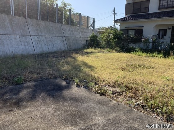 藤枝市瀬古 53坪 建築条件なし 青島北小学校 青島北中学校