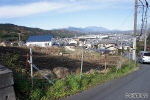 富士宮市大中里 約700坪 広い土地をお探しの方にお勧め