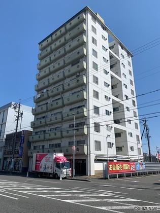 ビレッタ静岡8階 表面利回り15.4%
