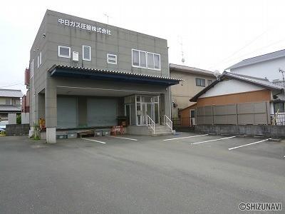 浜松市東区安新町 作業場・倉庫付事務所