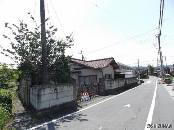 富士宮市黒田 売り土地 黒田小、第一中学校
