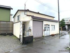 静岡市駿河区中田本町の倉庫兼事務所