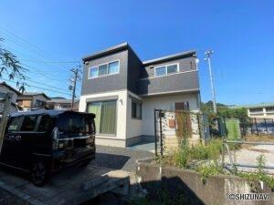 静岡市葵区幸庵新田 セキスイハイム施工の建物です。