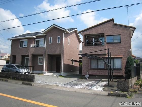 富士市厚原 2世帯住宅 家賃収入有り。