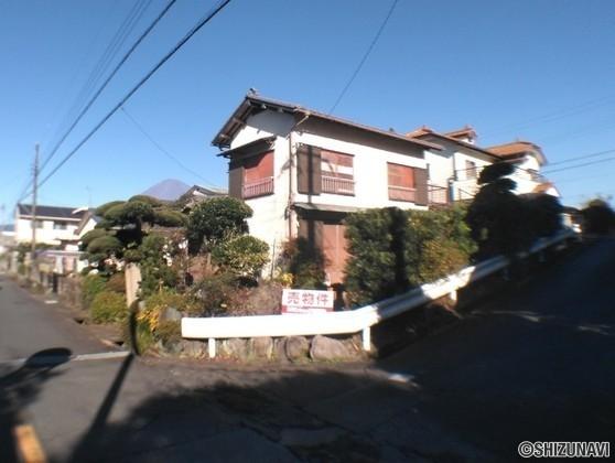 富士宮市星山85-248 古家付土地