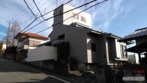 三島市芙蓉台 設計士さんが建てたお宅