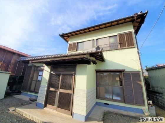 【リフォーム中】富士市岩本 南向きで陽当たりの良い純和風の6LDK