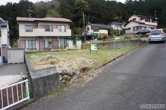 富士市桑崎 南面道路で日当たり良好