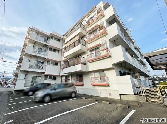 【リフォーム済】パナハイツ沓谷 B104  静岡市葵区沓谷 ペット飼育可能3LDK