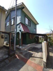 静岡市葵区東2丁目 建築条件無し 建物解体更地渡し可 日当たり良好