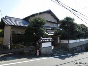 三島市谷田 9LDK 和風邸宅 庭園 土地面積350坪