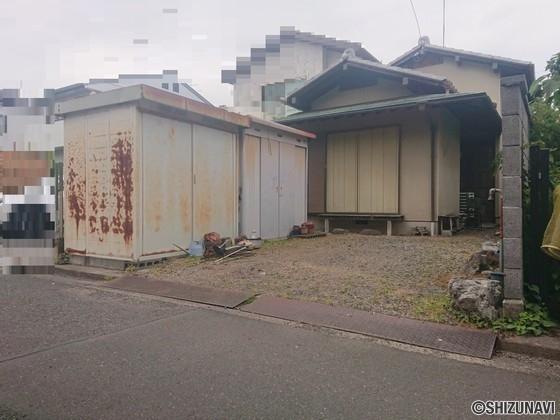 葵区水落町 売土地(建物有) 建築条件なしの画像