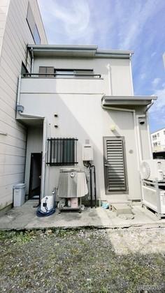 葵区宮ヶ崎町の店舗付き中古住宅