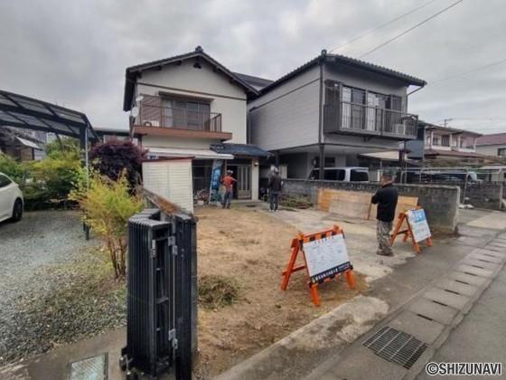 【リフォーム中】焼津市五ケ堀之内 水回り新品交換 3LDK