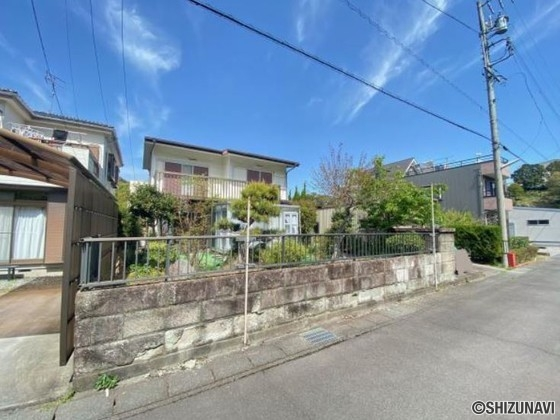 【リフォーム中】藤枝市駿河台 水回り新品交換の3LDK住宅