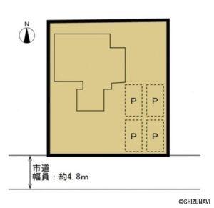 【リフォーム中】藤枝市駿河台 水回り新品交換の3LDK住宅の画像