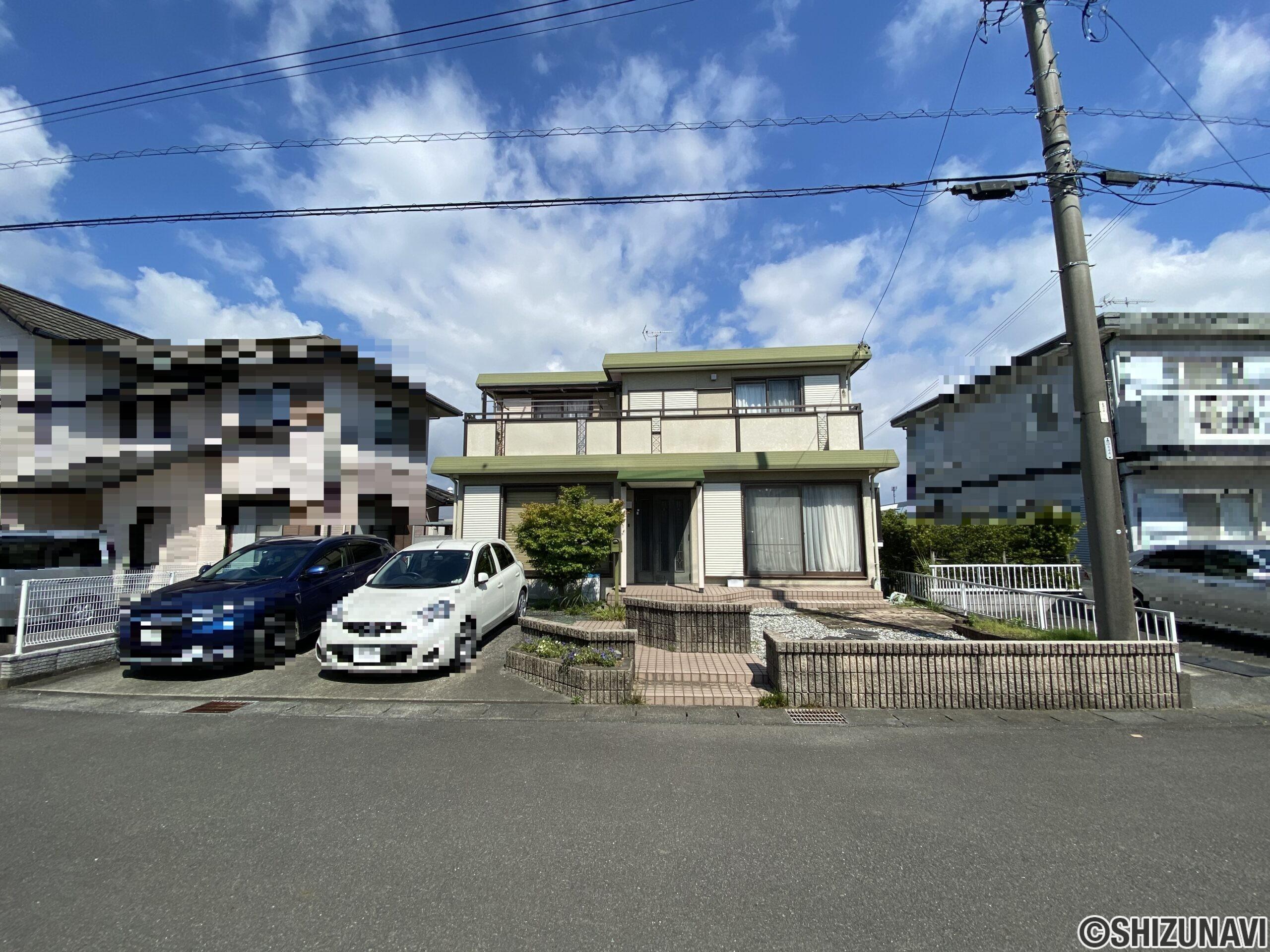 焼津市吉永 1380万円 セキスイハイムの中古住宅