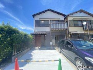 【リフォーム中】静岡市駿河区寺田 閑静な住宅街に佇む3LDK住宅