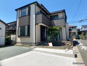 【リフォーム済】浜松市中区和合北 積水ハウス施工 4SLDK
