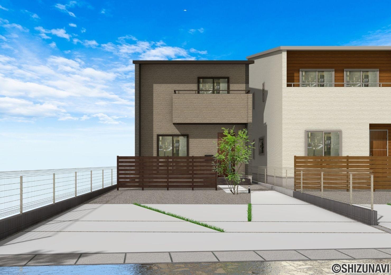 【長期優良認定住宅】浜松市浜北区西美薗【A棟】耐震等級3 アルハウス