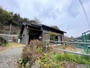 静岡市葵区黒俣 平屋 自然に囲まれた環境