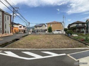 富士市森島 建築条件なし